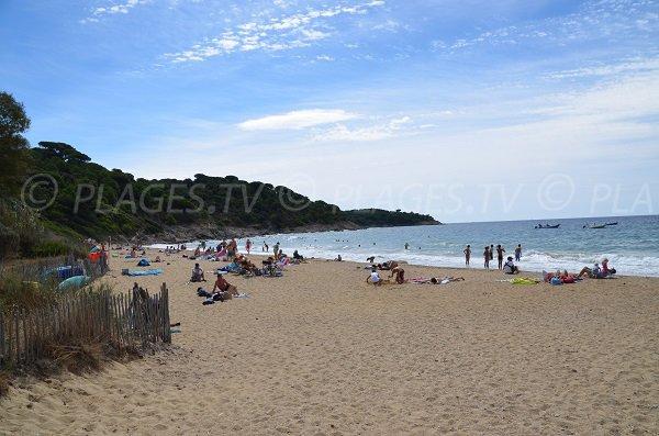 Spiaggia Gigaro - Cap Lardier - La Croix Valmer