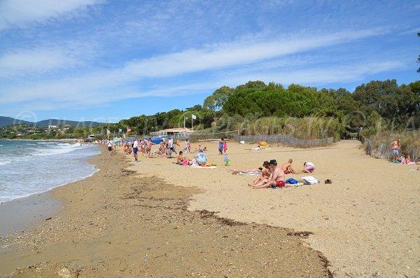 Foto spiaggia Gigaro - Zona Cap Lardier - La Croix Valmer