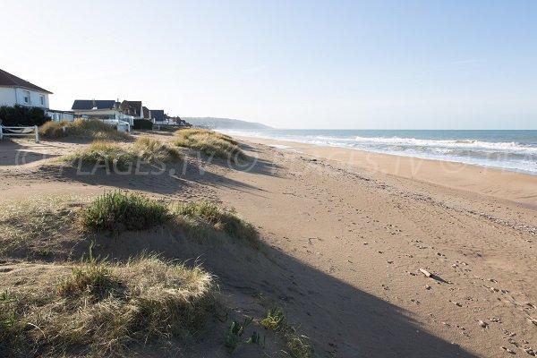 Photo of Goblins beach in Blonville sur Mer - Normandy