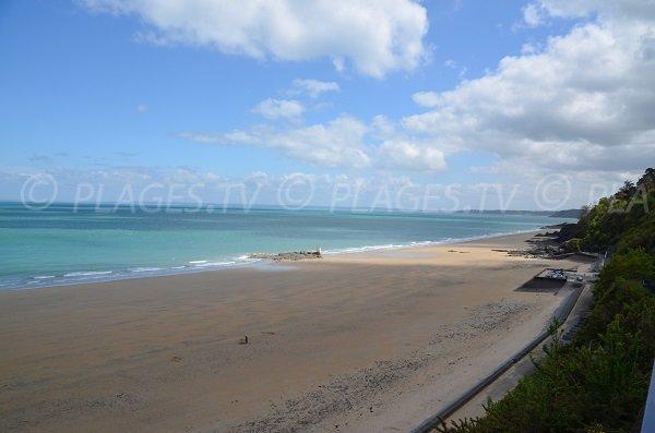 Photo de la plage des Godelins à Etables sur Mer - Cotes d'Armor