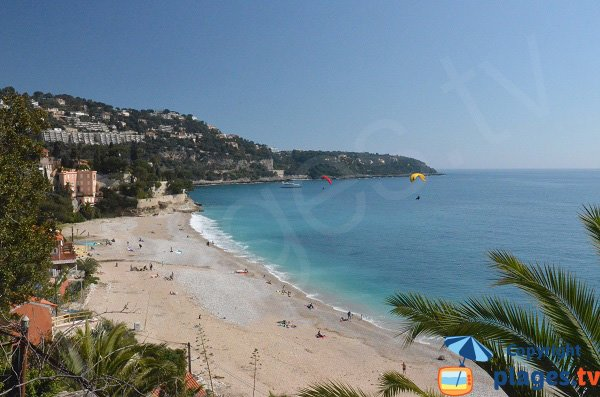 Plage du Golfe Bleu - Roquebrune Cap Martin