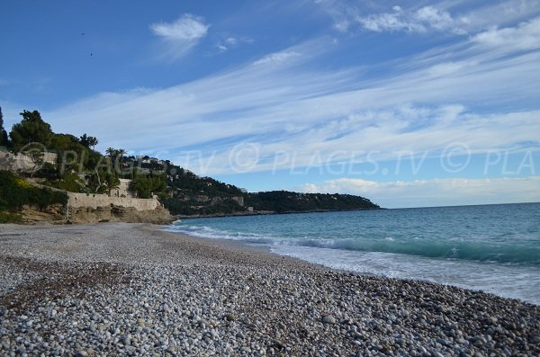 Photo of Golfe Bleu beach and Cap Martin