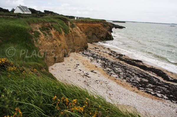 Photo of Goulumer beach in Pénestin - Brittany