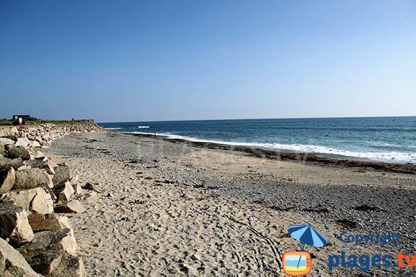 Photo de la plage de Gourinet à Pouldreuzic