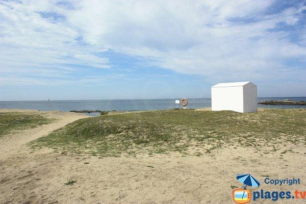 Photo of Gournaise beach  - Ile d'Yeu in France