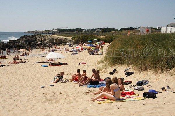 Photo of Govelle beach in Batz sur Mer