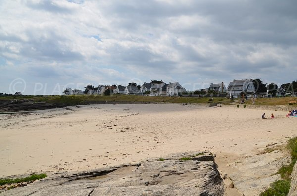 Beach in Quiberon - Goviro