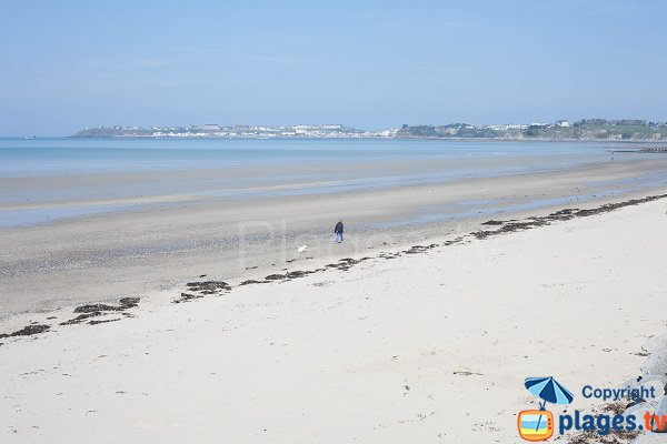 Photo de la plage de Grace de Dieu à St Pair sur Mer
