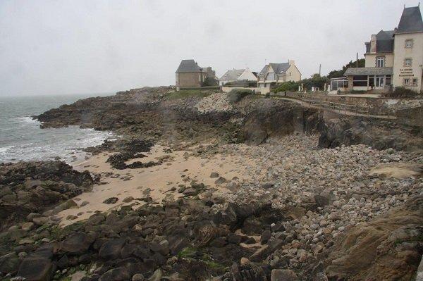 Crique du grand mathieu batz sur mer 44 loire atlantique pays de la loire - Office du tourisme batz sur mer ...