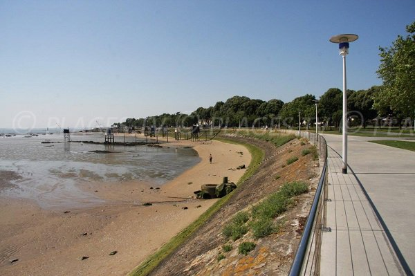 Photo de la Grande Plage de Saint Nazaire