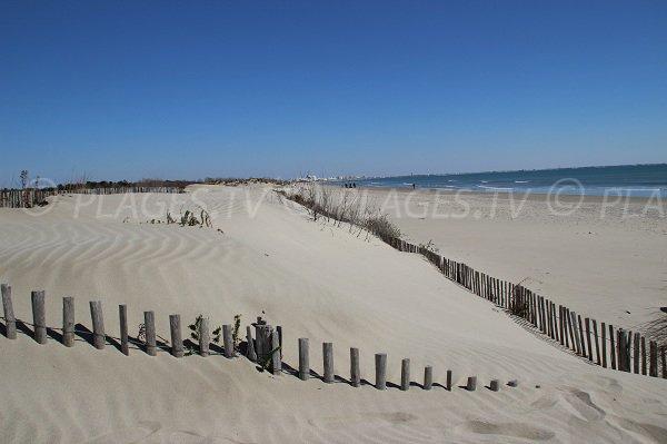 Spiaggia di La Grande Motte - Francia