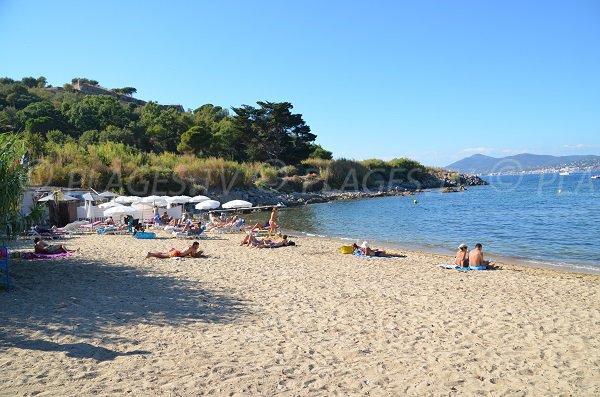 Sand Beach of Graniers - Saint-Tropez