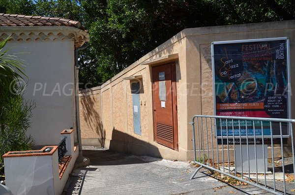 Access to the Grasseuil beach - Villefranche sur Mer