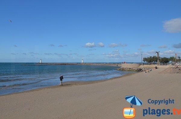 Photo of Grau d'Agde beach - France