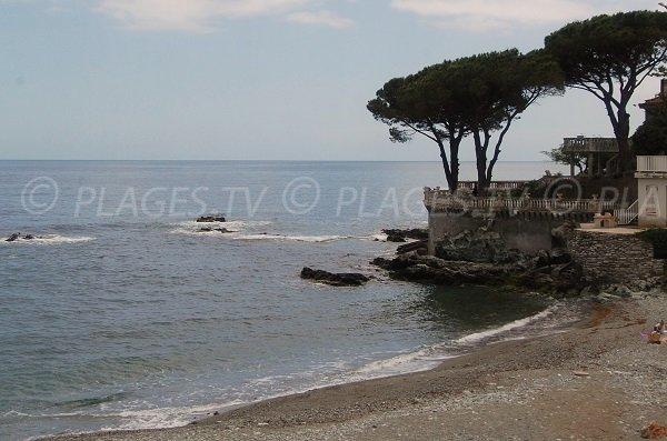 Griogione - baignade surveillée à proximité de Bastia
