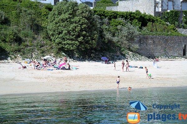 plage de Guepratte à Audierne