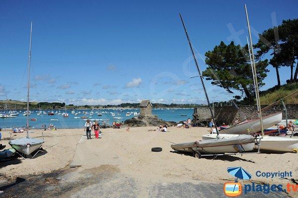 Foto della spiaggia di Le Havre a St Malo - Rothéneuf