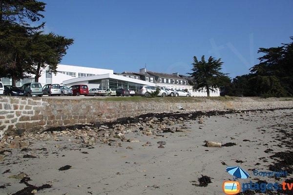 Helio Marine center in Roscoff