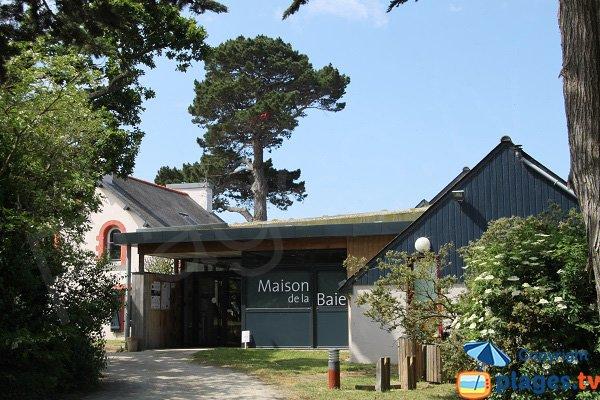Maison de la baie à Hillion