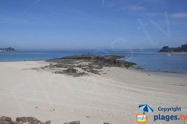 Baie du Douron à Locquirec