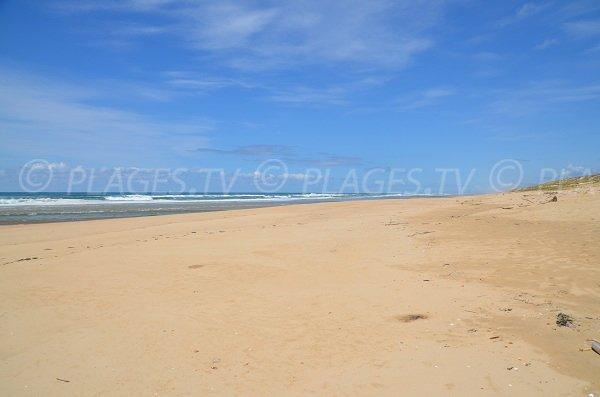 Spiaggia La Jenny di Porge - Gironda