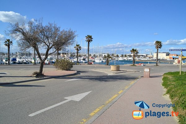 Port du Canet en Roussillon