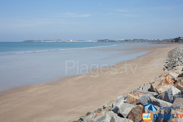 Kairon beach with Granville view