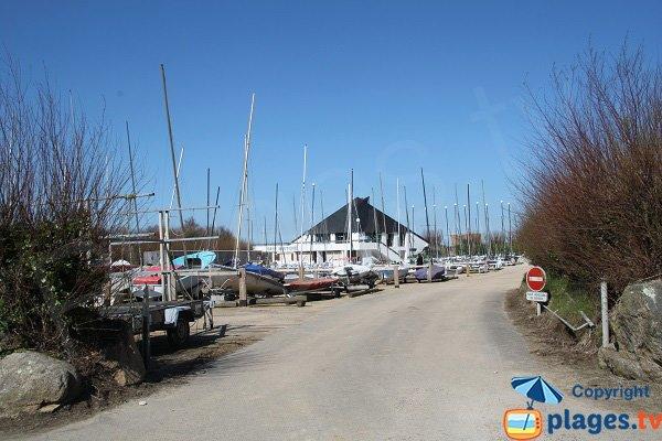 Centre nautique de Carantec