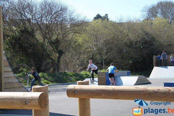 Skatepark of Carantec