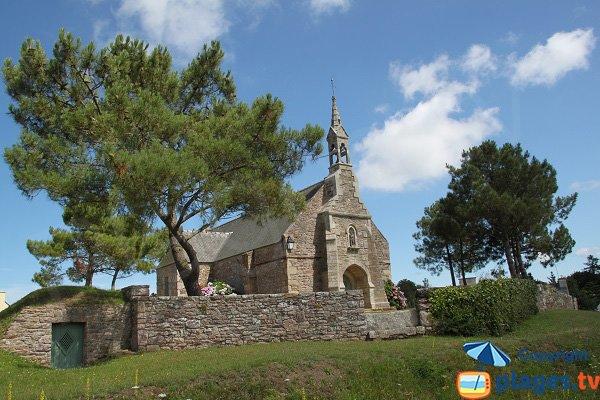 Chapelle Sainte-Barbe de Paimpol