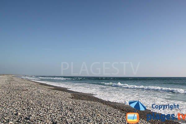 Photo de la plage de Kerbinigou à Tréogat