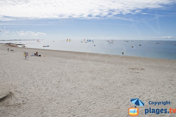 Photo of Kerpape beach in Larmor-Plage