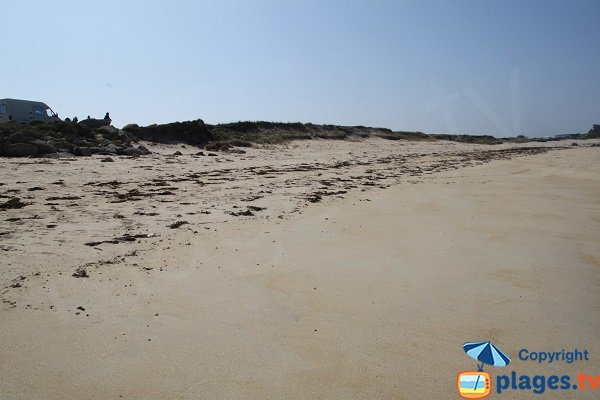 Dunes of Kervaliou - Cléder