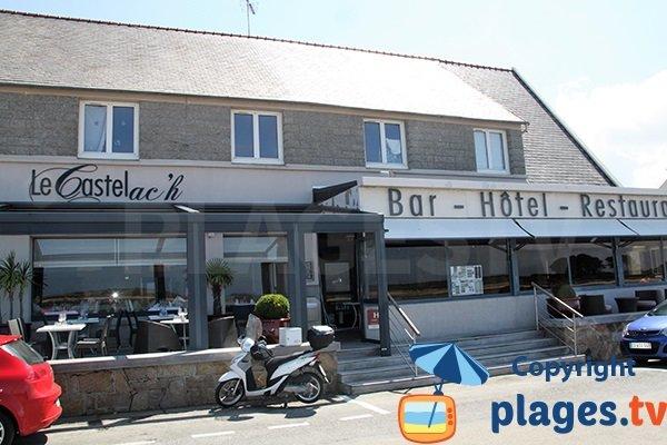 Restaurants à proximité de la plage de Kervenni à Plouguerneau