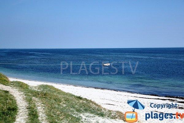 Plage de Kerziny - Plouhinec