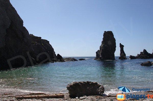Monet Needles in Belle Ile en Mer