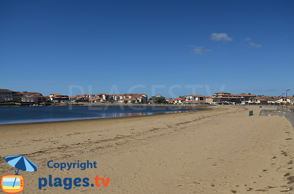 Photo of Marine Lake beach in Vieux Boucau