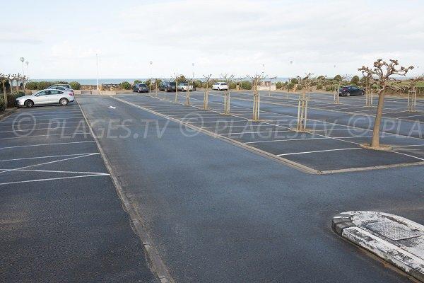 Parking des Lais de Mer - Tourgéville