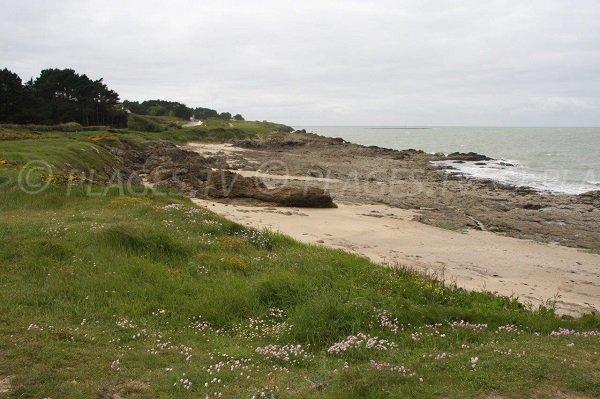 La Croix point in Piriac sur Mer