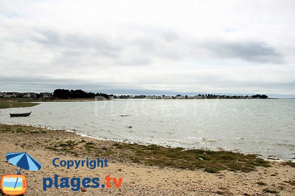 Estuaire de la rivière de Penerf