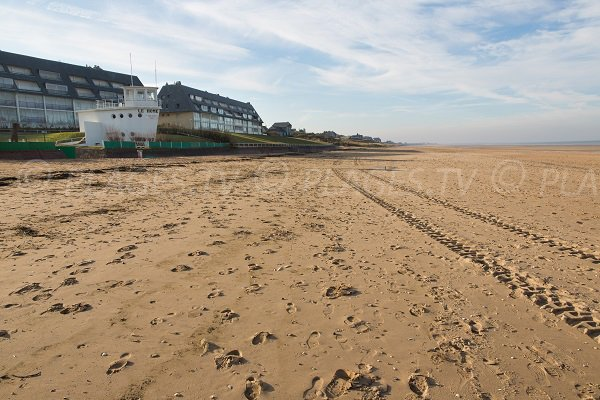 Photo of Le Home beach in Varaville - France