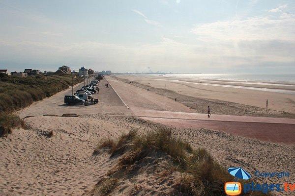 Spiaggia di Leffrinckoucke e Dunkerque - Francia