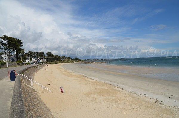 Photo of Légenèse beach in Carnac