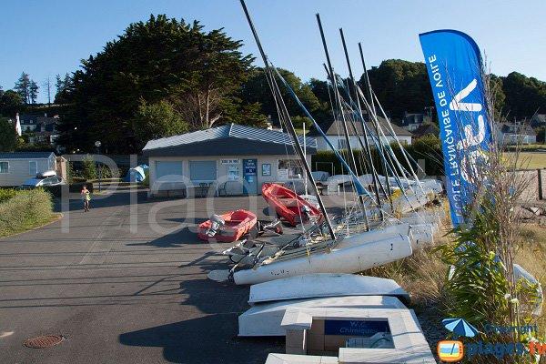 Centre nautique de Louannec