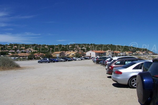 Parking Le Galion à Leucate