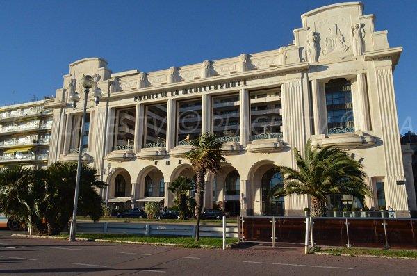 Palais de la Méditerranée à Nice