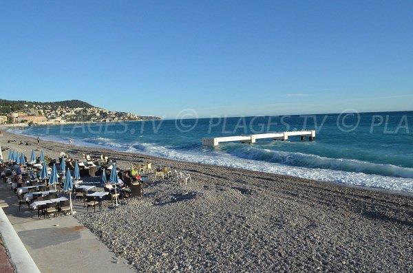Plage du Lido à Nice