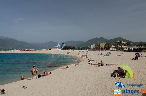 Photo of Lido beach - Propriano - Corsica