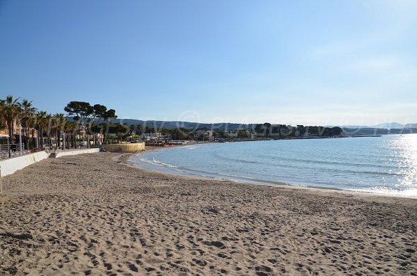 Main beach in La Ciotat