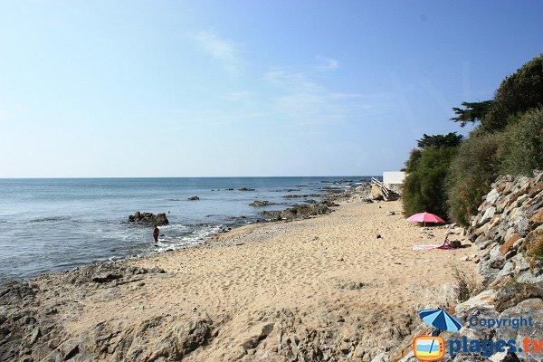 Cove of Lutin - Noirmoutier - France